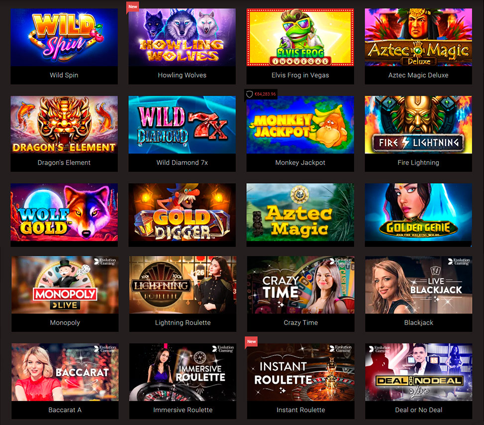 Best bitcoin slot games to play online